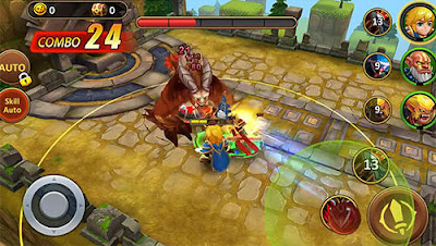 Download Heroes of Rampage! 0.10.1 APK + OBB data