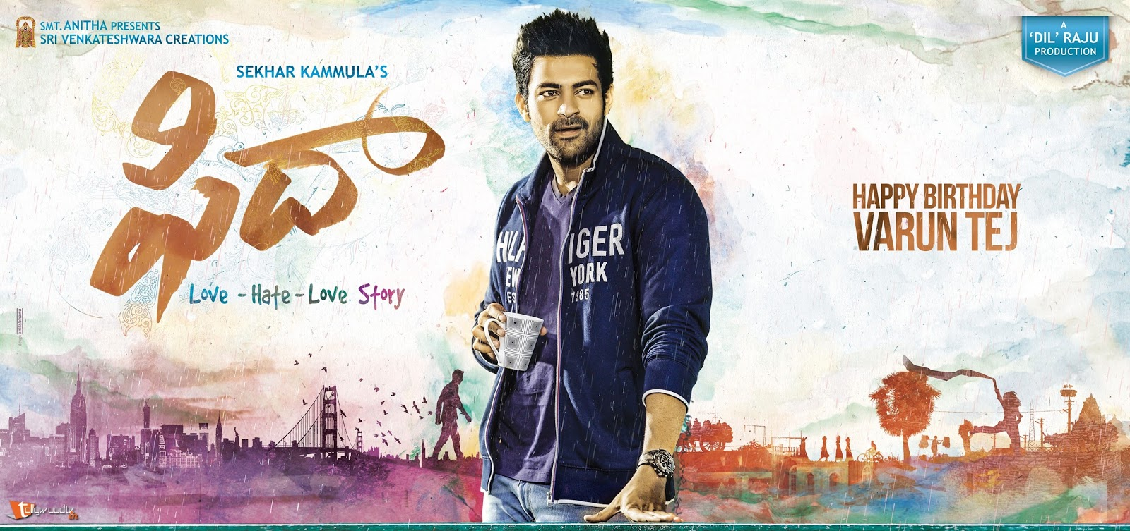Fidaa First Look Poster-HQ-Photo-6