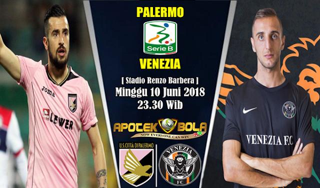 Prediksi Palermo vs Venezia 10 Juni 2018