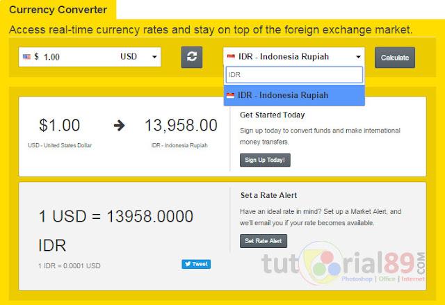 Bagi anda yang sering mendapat kiriman uang dari luar negeri Cara mengecek kurs nilai tukar western union hari ini
