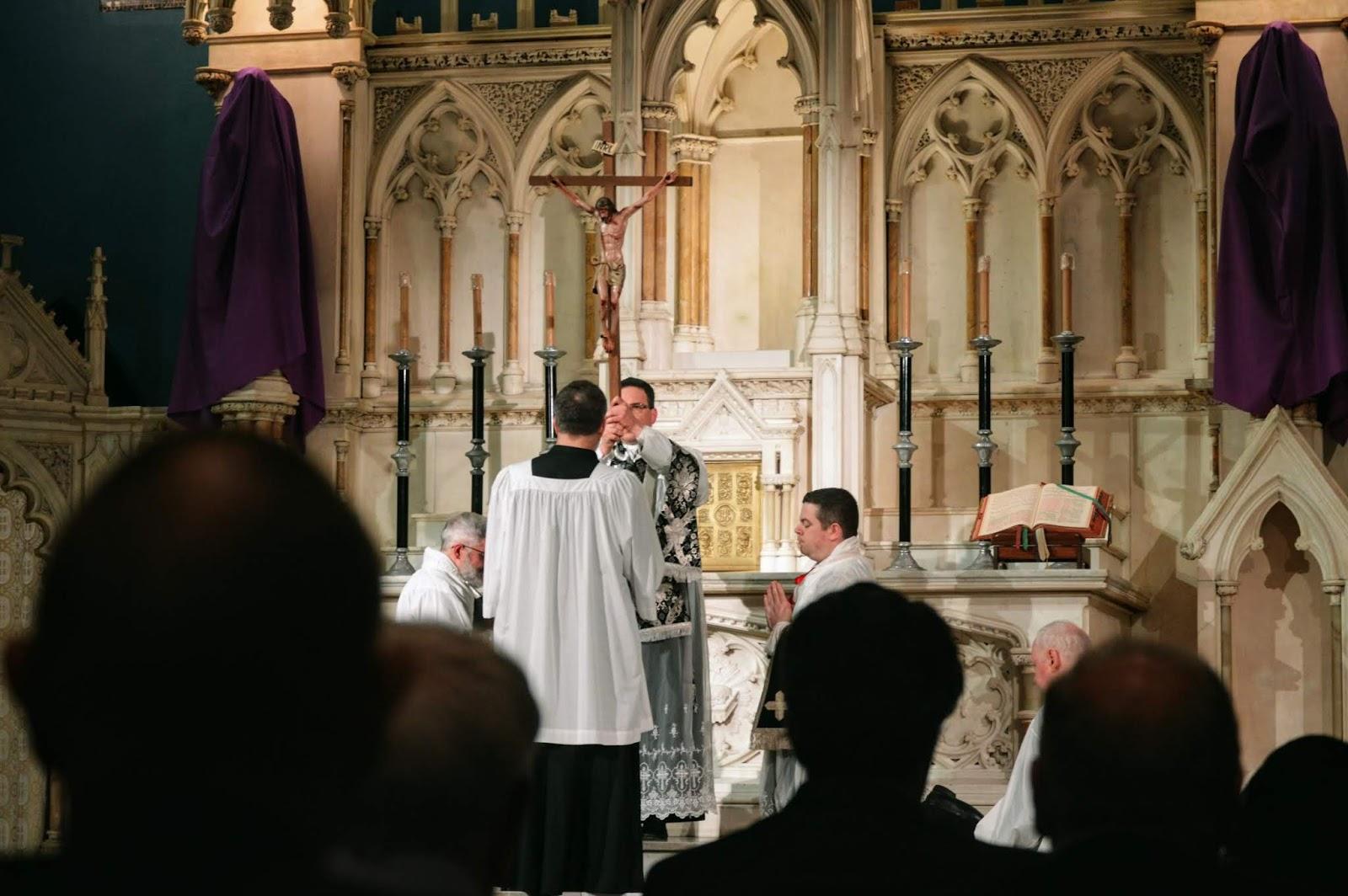 New Liturgical Movement: April 2019