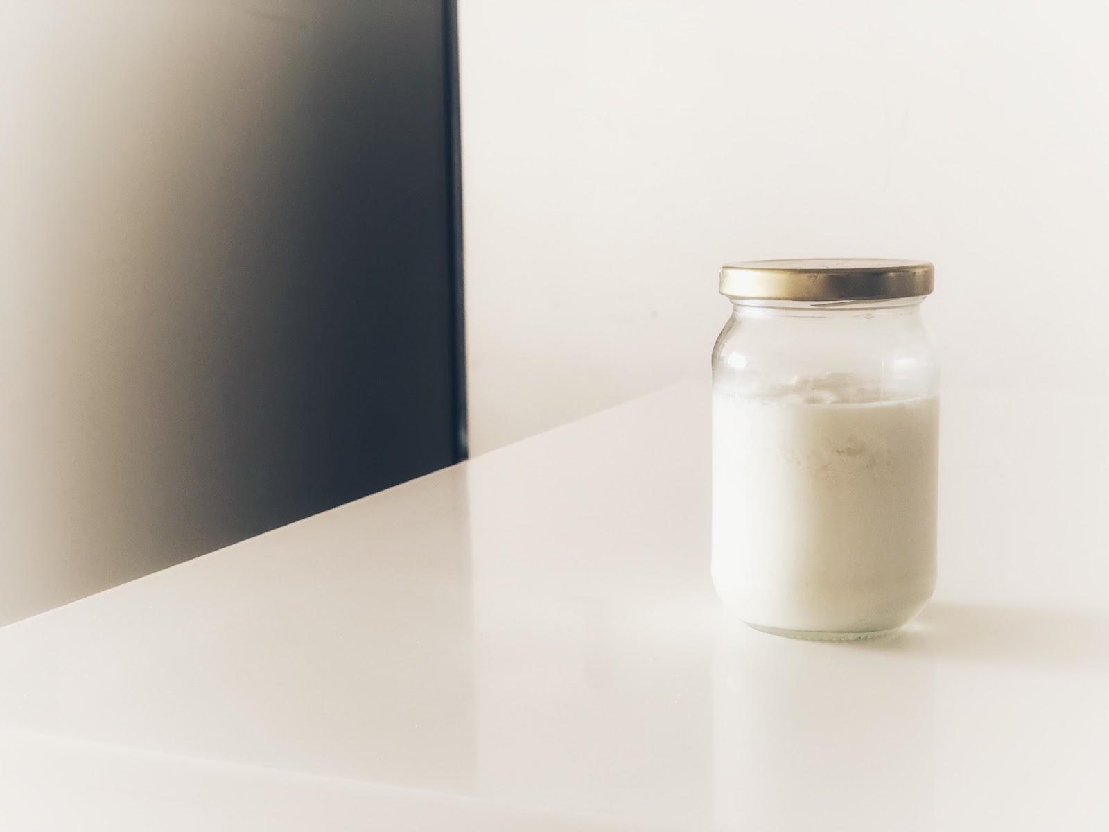 奶克菲爾 milk kefir