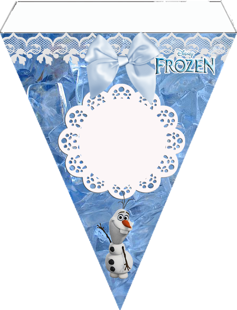 photo relating to Frozen Banner Printable identify Frozen Social gathering: No cost Printables. - Oh My Fiesta! inside english