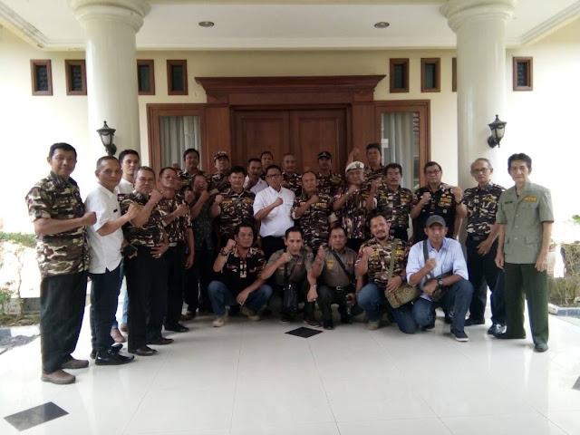 Pelantikan FKPPI Muara Enim, PALI, dan Prabumulih Akan Digelar Juli Mendatang