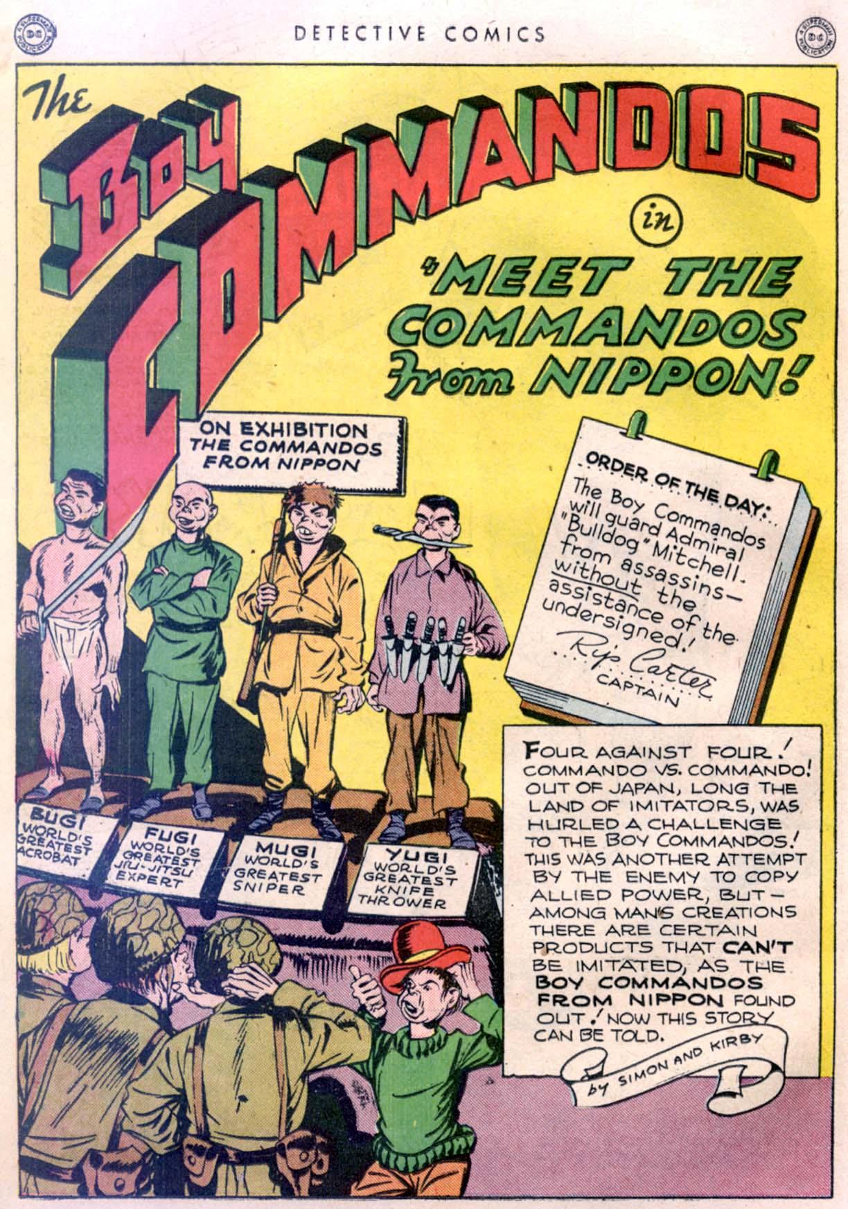 Read online Detective Comics (1937) comic -  Issue #106 - 38