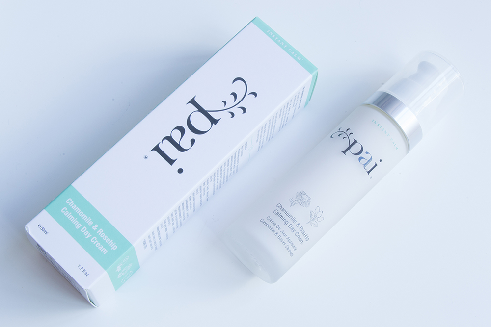 hidratante calmante, Pai Skincare