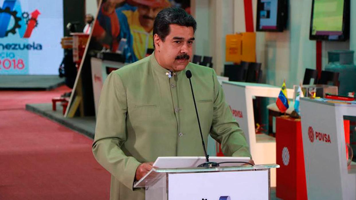 Maduro anunció la reanudación de relaciones diplomáticas con Panamá ...