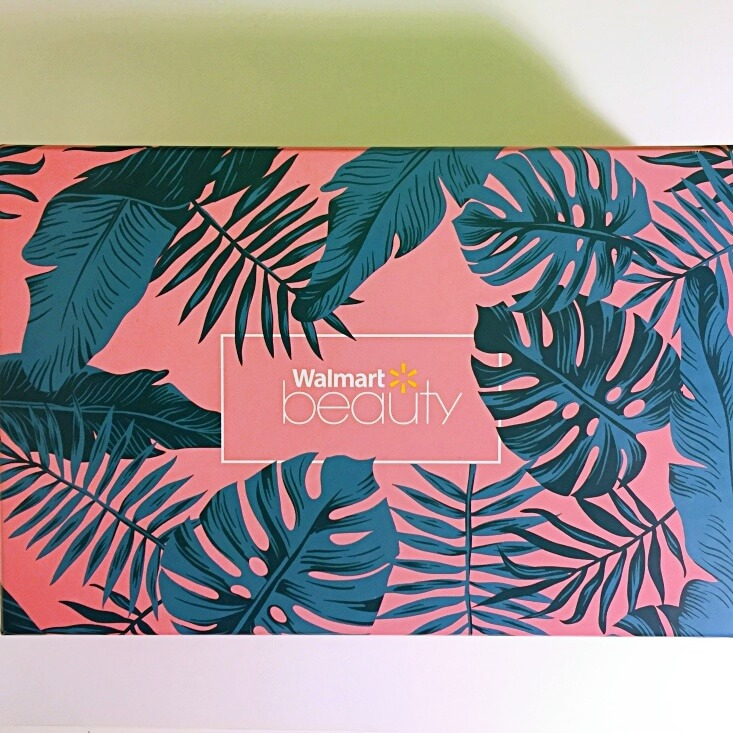 Walmart Beauty Box review summer 2018