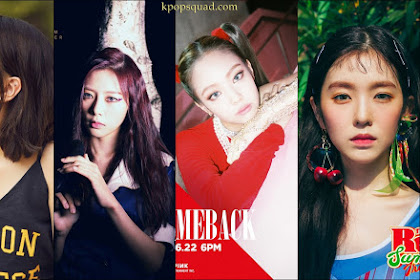 As If It's Your Last, Red Flavor, Fly High, Love Whisper, Mana Lagu Terbaik Menurutmu?