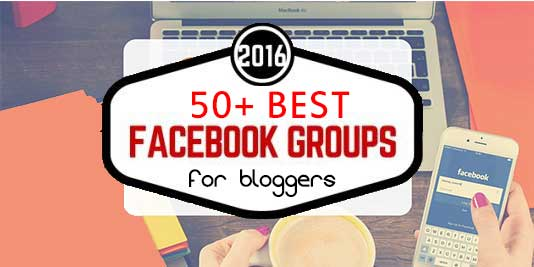 50+ Best Facebook Groups For Bloggers : eAskme