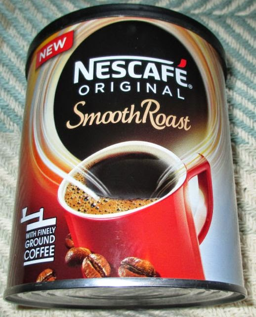 Foodstuff Finds New Nescafe Smooth Roast Coffee Tesco By