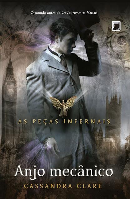 Príncipe mecânico - As peças infernais Cassandra Clare