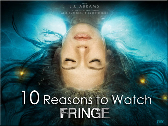 Know Your Show: Fringe #AtoZChallenge