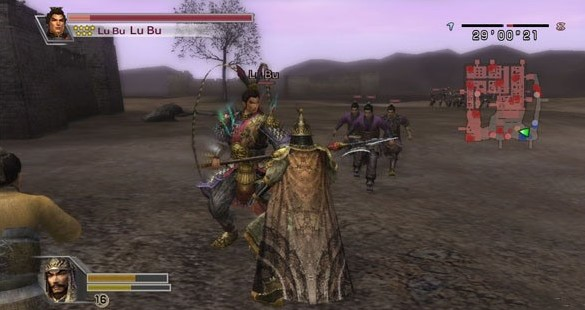 Download Dynasty Warrior 5 : Shin Sangoku Musou 5 Empires PPSSPP
