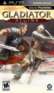 Gladiator Begins: PSP