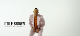 Otile Brown - Mungu Wetu Sote