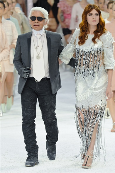 CHANEL S/S 2012- underwater world