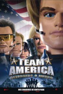 Team America: Detonando O Mundo - Dublado