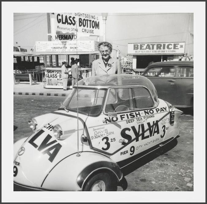 Nyack vintage car store