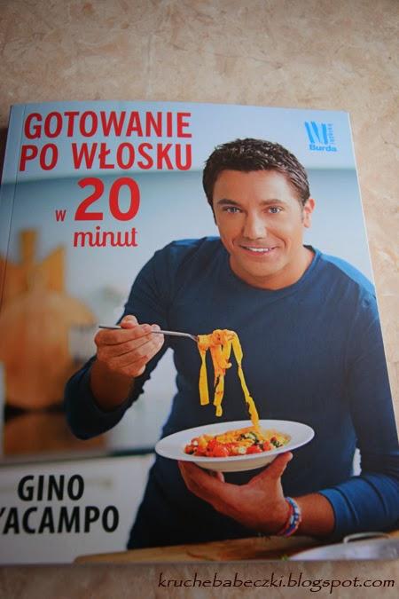 """""""Gotowanie po włosku w 20 minut"""" Gino D' Acampo"""