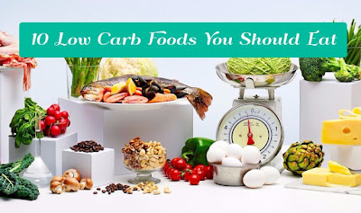 10 Low Carb Foods You Should Eat, gettitnow