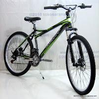 3 Sepeda Gunung Giant TRX 21 Speed Shimano Rem Cakram 26 Inci