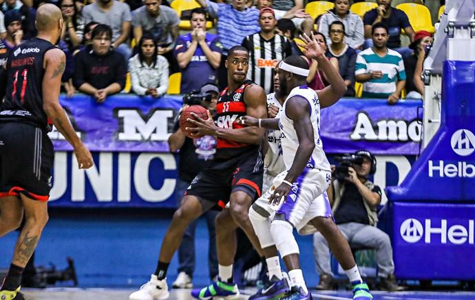 1cf753ba4748a Mogi 1 x 0 Flamengo  Playoff semifinal do NBB no blog!