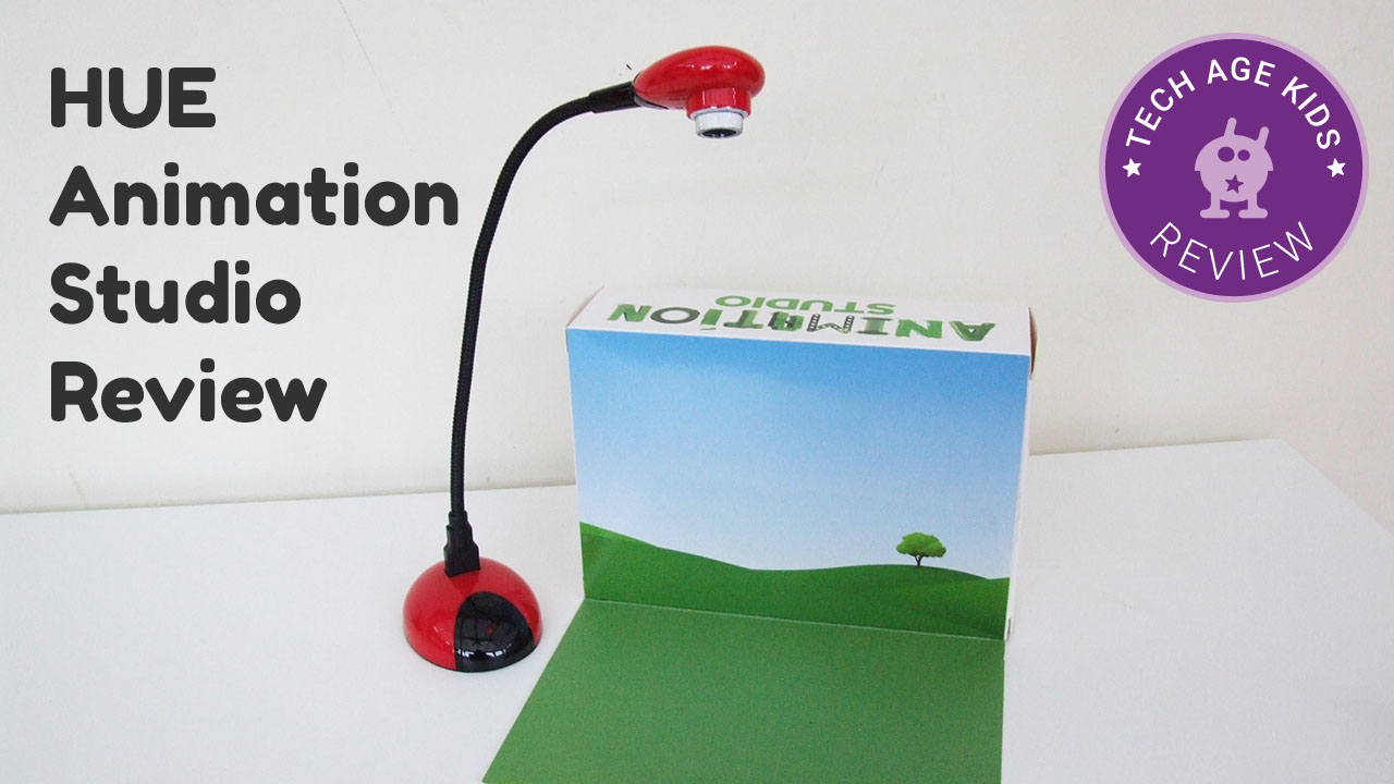 Hue Animation Stop Motion Studio Kit with Camera Review