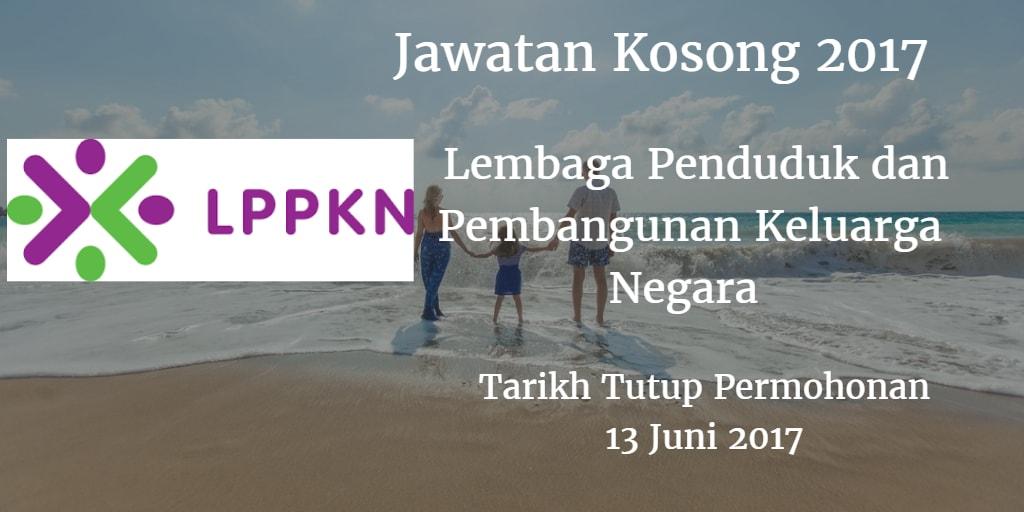 Jawatan Kosong LPPKN Negeri Selangor 13 Juni 2017