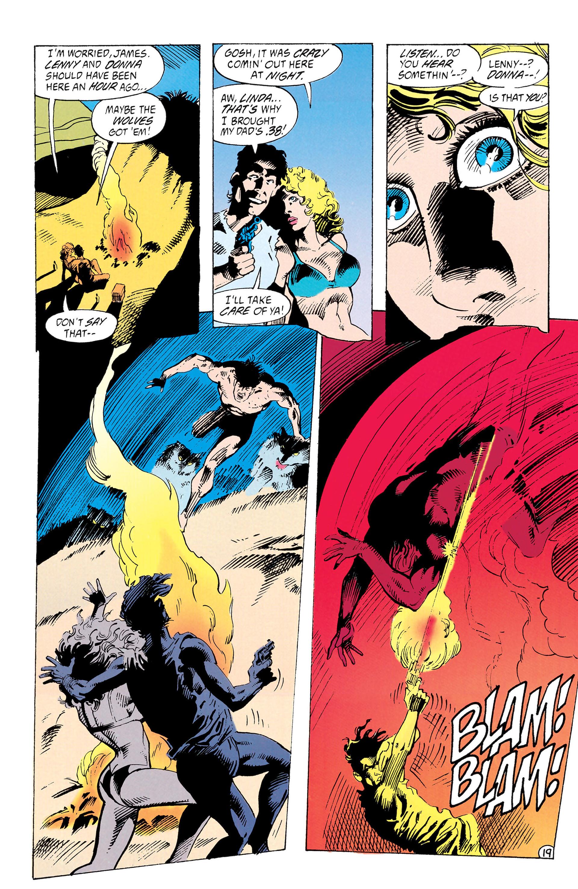Read online Animal Man (1988) comic -  Issue #39 - 20