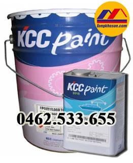 Sơn lót epoxy chống thấm KCC EP1775 dùng cho hồ nước sinh hoạt