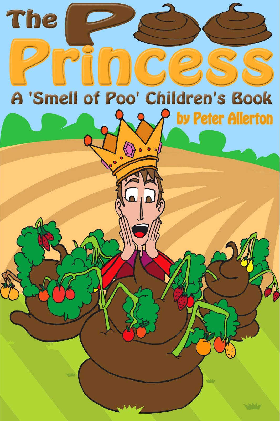 smell of poo princess allerton