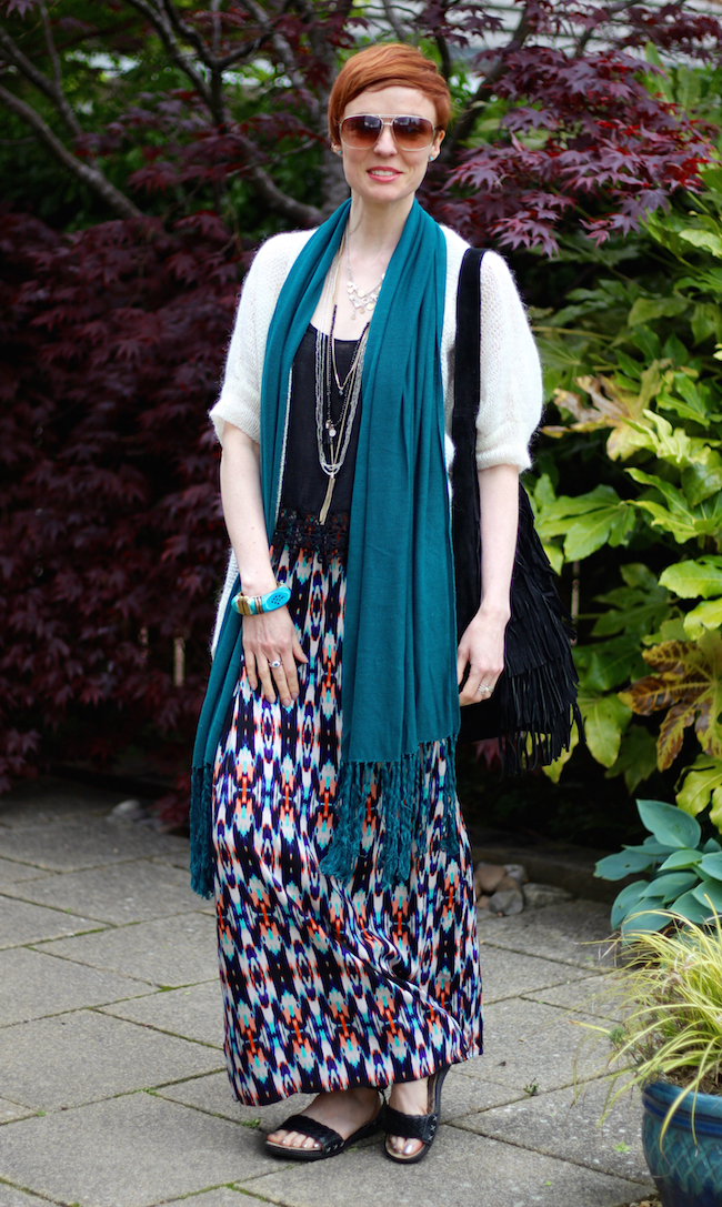 Fake fabulous | 8 ways to wear Boho, over 40