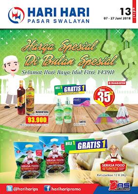 Katalog Promo HARI HARI SWALAYAN Terbaru 2018