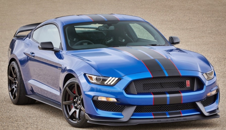 Ford Mustang Gt500 Teaser Ford Mustang Shelby Gt500 Confirmed For