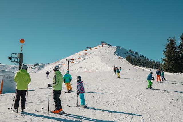 Skifahren in Saalfelden-Leogang  Entdecker im SalzburgerLand 04