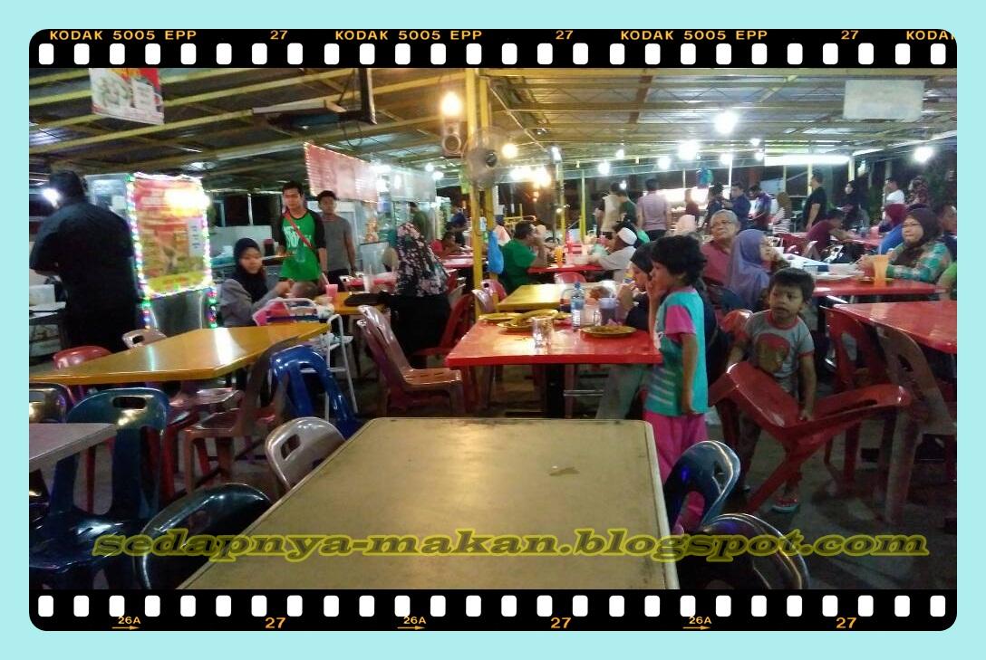 MaKaN JiKa SeDaP: Nasi lemak royale Alor Setar, Kedah - restoran sebelah Istana Sultan Kedah