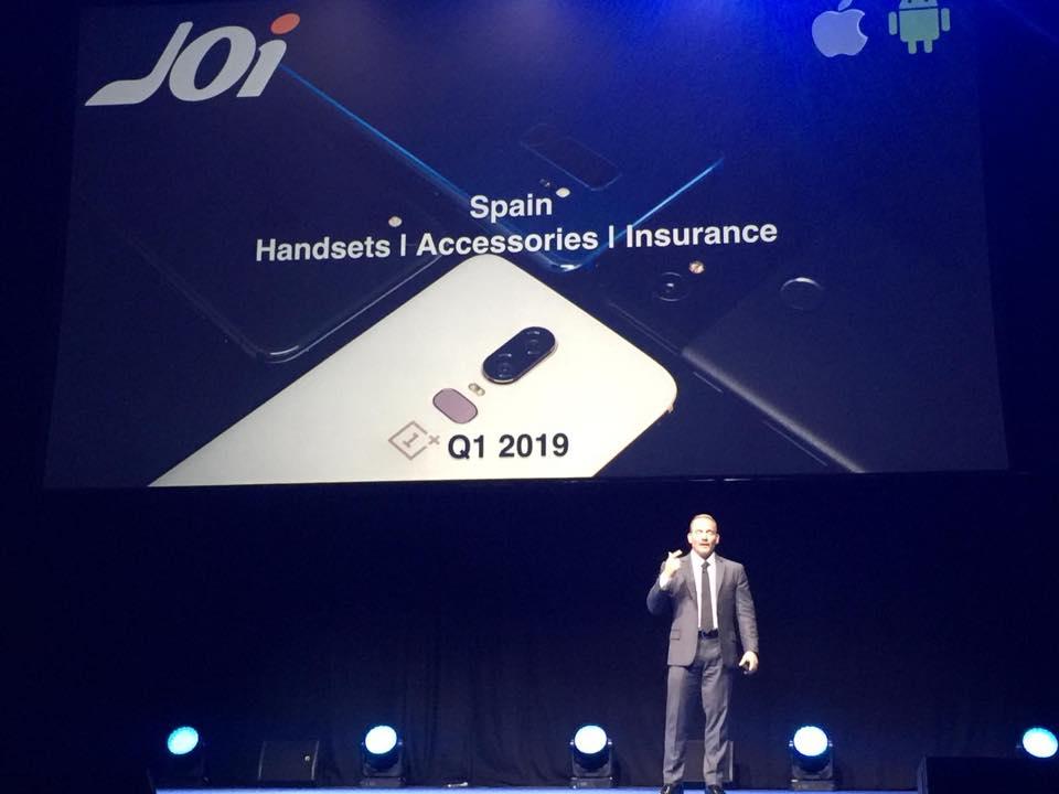 El operador Joi Mobile tenía previsto llegar en España en 2019 pero finalmente lo hará en noviembre de 2018.