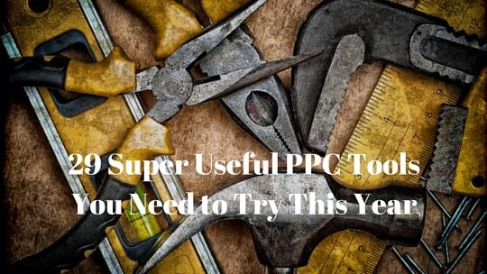 29 PPC tools