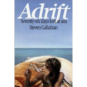 Adrift For Seventy Six Days Lost At Sea Callahan Floated Westward In His Little Cave Like Home Gathering Fresh Drinking Water From Barely Working
