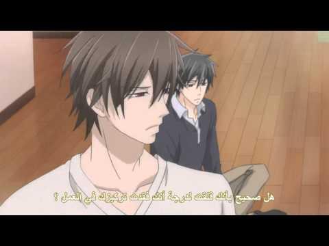 جميع حلقات انمي Junjou Romantica 3 مترجم عرب ساما