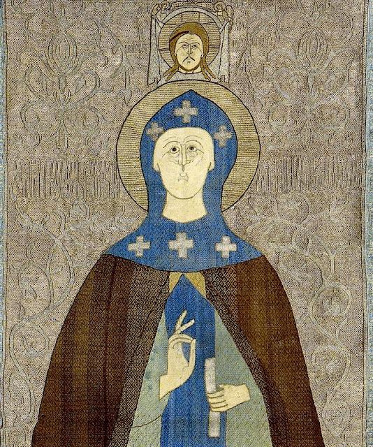 Преподобная Анна Кашинская († 1338 г.): Дважды канонизированная святая