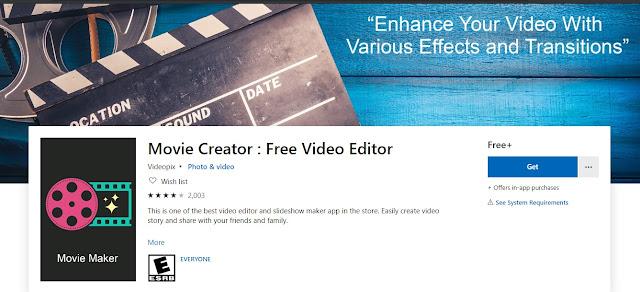 Download Best Windows Movie Maker for Windows 10