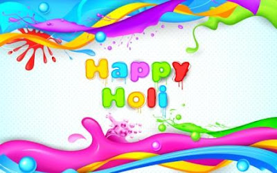 Happy Holi 2017 Facebook Images
