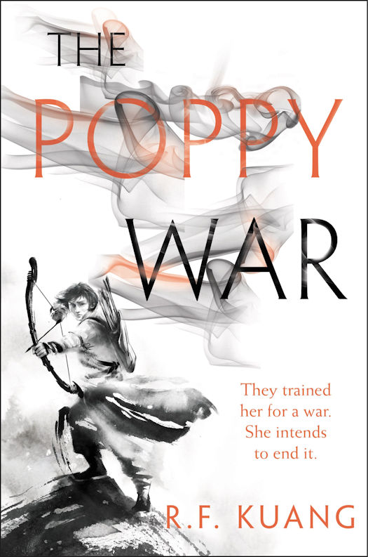 Interview with R.F. Kuang, author of The Poppy War