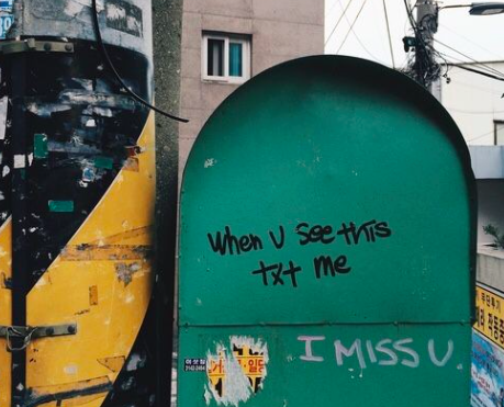 What It Means To Miss Someone