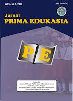 Jurnal Prima Edukasia UNY