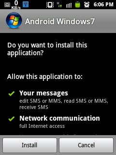 Download Gratis Windows7 Untuk Android