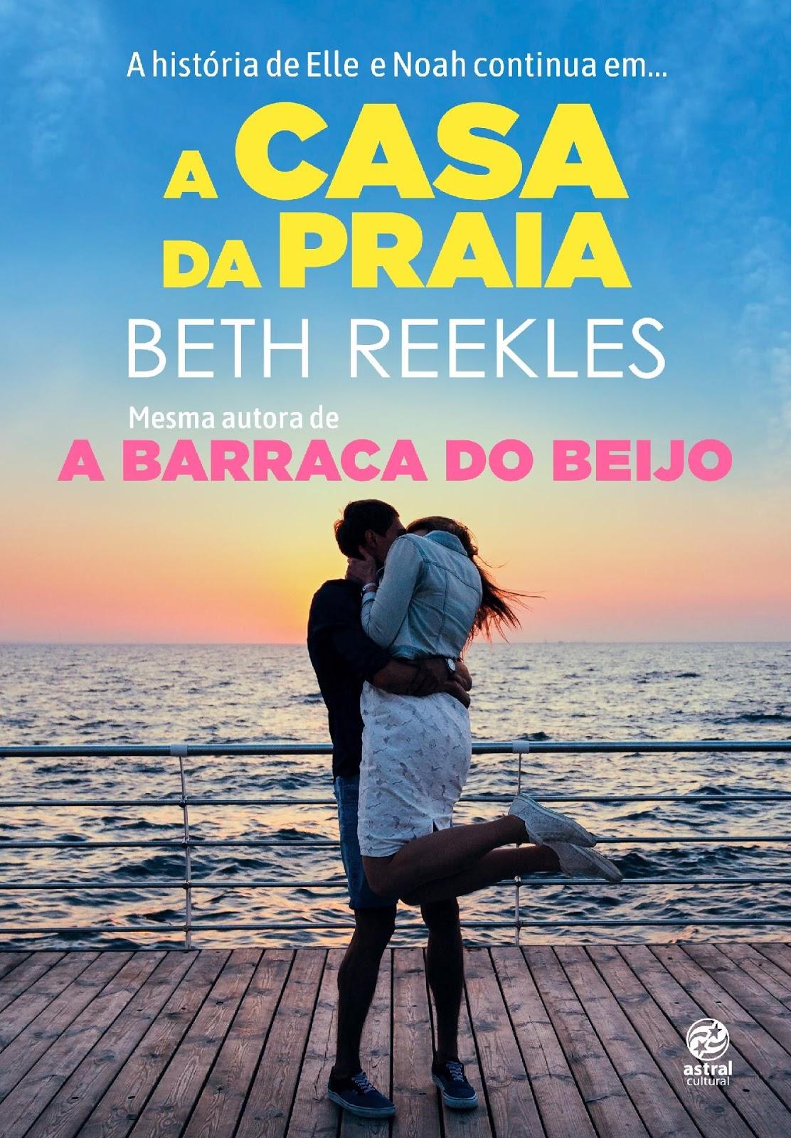 Malucas por Romances: Resenha: A Casa da Praia - A Barraca ...