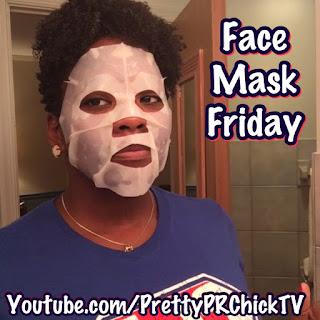 Face Mask Friday Ep. 1: Himalayan Camellia Pore Minimizing Mask